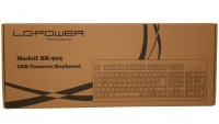 LC-Power BK-902  black OEM Tastatur USB