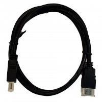 HDMI Kabel Rundkabel  1m