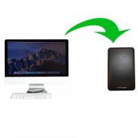 iMac Datensicherung auf ein anderes Medium