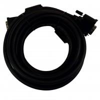 Monitor Kabel  DVI 24+1 ST -- > ST 5m geschirmt