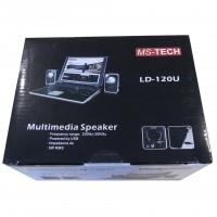 Techsolo LD-120U USB Lautsprecher