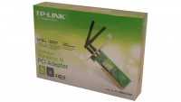 TP-Link TL-WN851ND  300Mbit WLAN PCI-Card