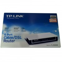 TP-Link DSL Router TL-R402M 4port