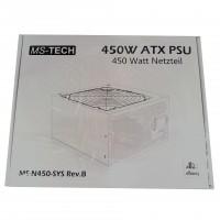MS-Tech N450 SYS 450W  12cm Netzteil