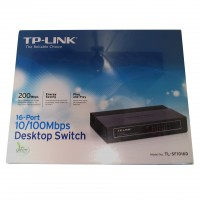 TP-Link Switch 10/100 16Port